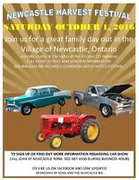 Newcastle fall Car Truck and Tractor show