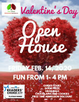 Valentines Day New Village Retirement Residence Open House