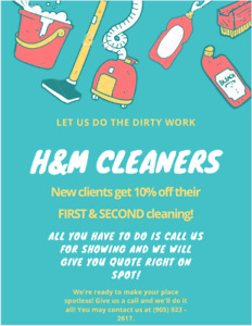 H&M cleaner