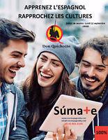 Cours d'espagnol et culture