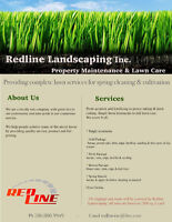 Lawn Maintenance Landscaping Property Maintenance spring cleanup