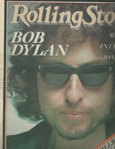 1970's Rolling Stone magazine collection