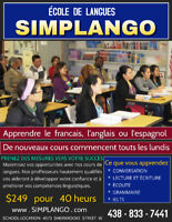 LEARN :  ENGLISH - FRENCH