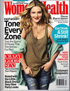 Nanushka Salam Cardigan As worn by Drew Barrymore on cover