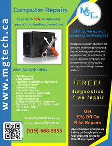 Computer Repairs & Android Boxes London Ontario image 2