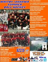 Flying Aces Ball Hockey team Whitby needs players NOW!