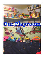Three spaces for Christmas holiday - One space for a toddler F/T