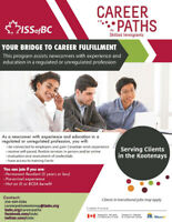 FREE Career Services for Skilled Immigrants