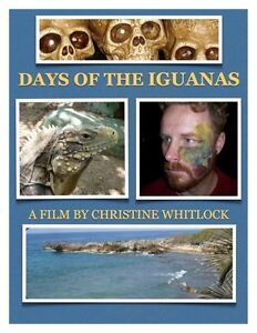 DAYS OF THE IGUANAS - 60 min. psycho horror indie feature film