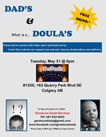 Dad's & Doula's