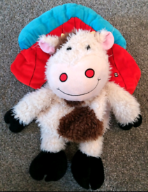 Huggle Buddies Hideaway - Cow. Only £5