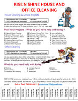 Office, Business and Home Cleaning