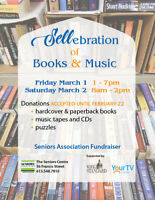 Giant Book & Music Sale