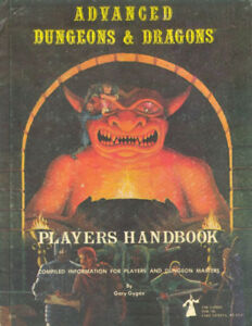 Dungeons & Dragons Players Handbook (1978)