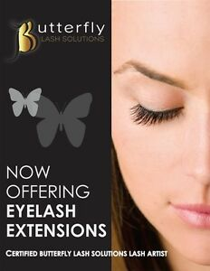 Beautiful  Eyelash Extensions (by Certified Technician) St. John's Newfoundland image 3