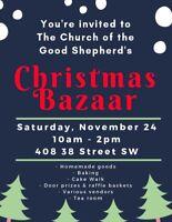 Christmas Bazaar at the Church of the Good Shepherd