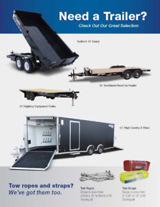 Trailers for Rent / Sale