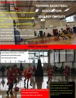 OSHAWA BASKETBALL REP TRYOUTS 2018