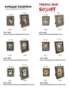 Picture Frames On Sale!