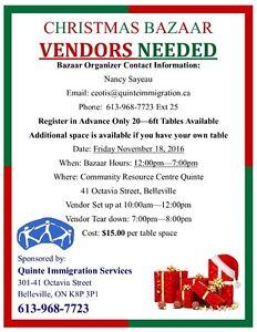 Vendors / Crafters Needed Belleville Belleville Area image 2
