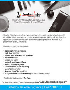 Graphic Design / 3D / Print Production / Web