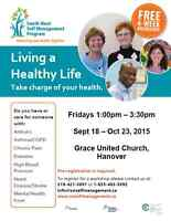 FREE Living a Healthy Life Workshop - Hanover