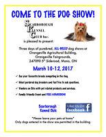 Orangeville Dog Show