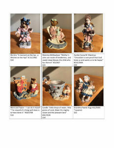 Boyds Bears, Folkstone and Angels Lot Sale REDUCED!