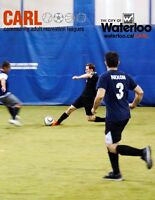 Summer Adult Soccer Leagues
