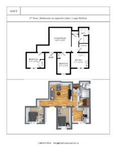 ** Welland: Luxury Apartments. 2bdr - Must see **
