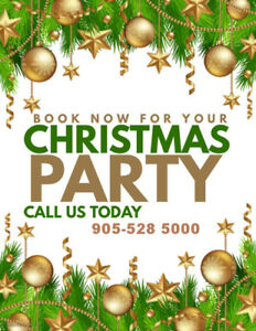 Bookings are now open for Christmas functions at LAC Centre