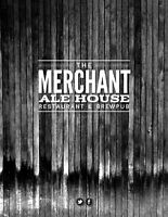 Cook position - The Merchant Ale House