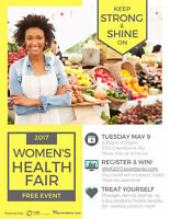 2017 Women's Health Fair at CHSI