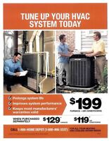 Furnace Installs and Tune ups