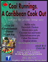 Caribbean Cook Out