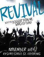Revival-A night of Praise, Worship and Prayer