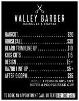 Looking for a Barber ??