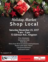 Holiday Market - Shop Local in support of K4Paws Service Dogs