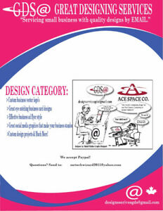 Great Designing Services for Small Business