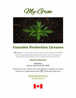 ACMPR Personal Production License