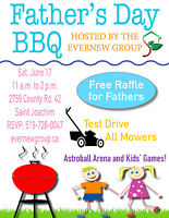 Father's Day Celebration (hosted by the Evernew Group)!