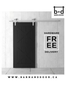 LIMITED TIME - Barn Door SALE - Showroom Clearance