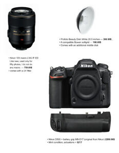 Nikon D500, Profoto Beauty Dish, Nikkor 105 mm macro f/2.8 ED