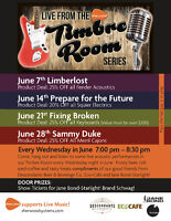 Live from the Timbre Room - Sherwood