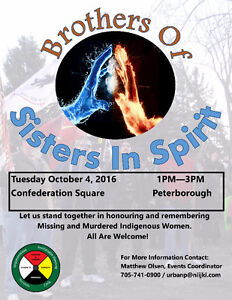 Brothers of Sisters in Spirit Peterborough Peterborough Area image 1