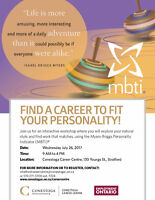 Find a Career to fit Your Personality!