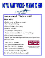 Looking for work? Let Us Assist You!