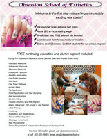 Certified Nail Course : Hold Your Spot!