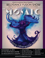 MOSAIC Belly Dance Fusion Show: Evoking Otherworldly Beings