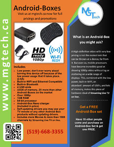 Computer Repairs & Android Boxes London Ontario image 3